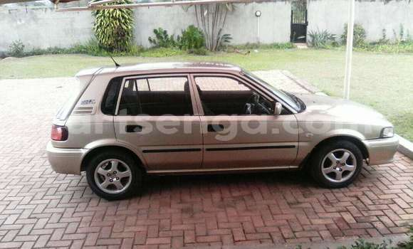Buy Used Toyota Tazz Beige Car in Manzini in Swaziland