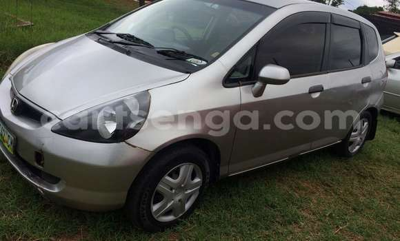 Buy Used Honda Fit Beige Car in Manzini in Swaziland