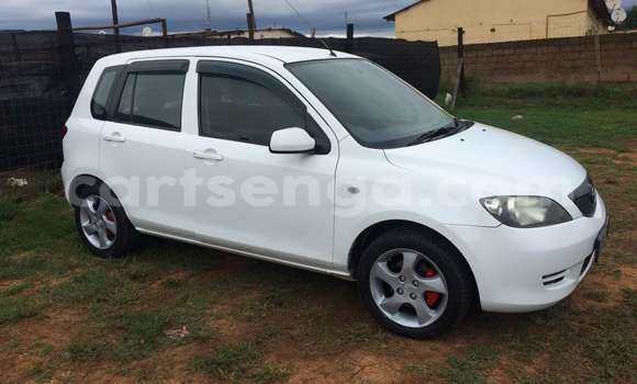 Buy Used Mazda Demio Black Car in Manzini in Swaziland