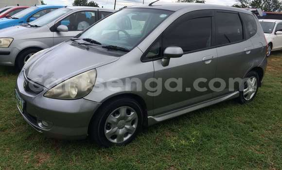 Buy Used Honda Fit Silver Car in Manzini in Swaziland