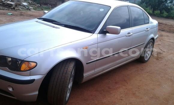 Buy Used BMW 3-Series Silver Car in Piggs Peak in Swaziland