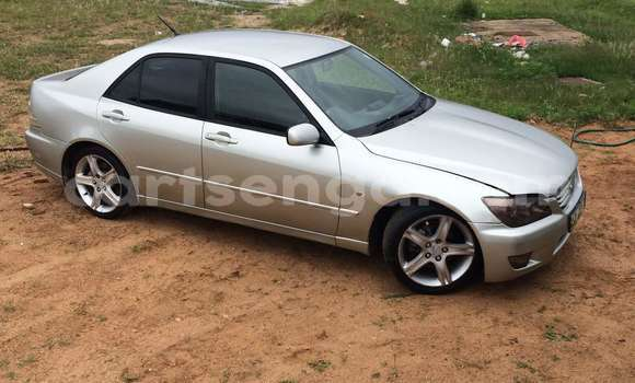 Buy Used Toyota Altezza Silver Car in Manzini in Swaziland