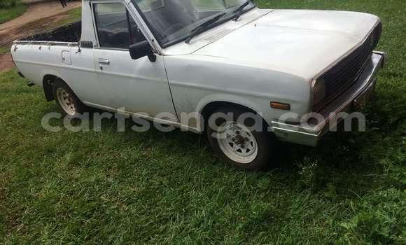Buy Used Nissan 1400 Silver Car in Manzini in Swaziland