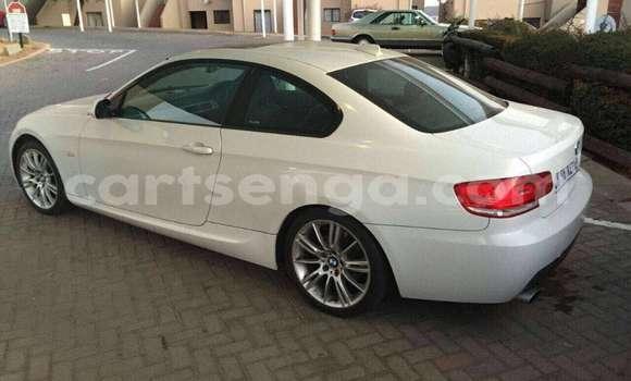 Buy Used BMW 3-Series White Car in Manzini in Swaziland