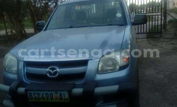 Buy Used Mazda B-series Silver Car in Manzini in Swaziland