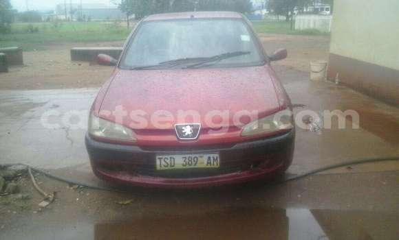 Buy Used Peugeot 106 Red Car in Manzini in Swaziland