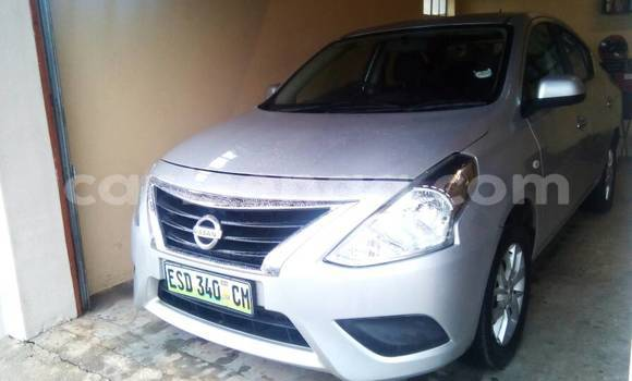 Buy Used Nissan Almera Silver Car in Manzini in Swaziland