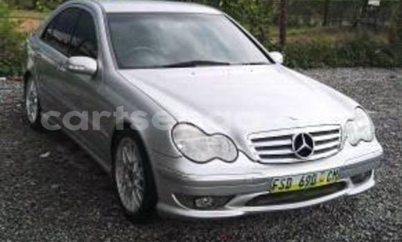 Buy Used Mercedes‒Benz C-Class Silver Car in Manzini in Swaziland