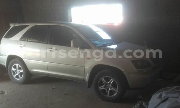 Buy Used Toyota Harrier White Car in Manzini in Swaziland