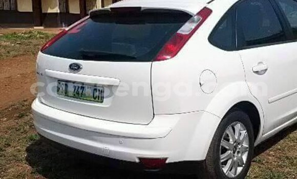 Buy Used Ford Focus White Car in Manzini in Swaziland