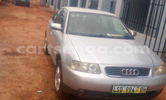 Buy Used Audi A3 Silver Car in Big Bend in Swaziland