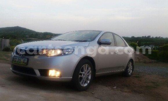 Buy New Kia Cerato Koup Silver Car in Manzini in Swaziland