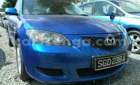 Buy Used Mazda 323 Blue Car in Manzini in Swaziland