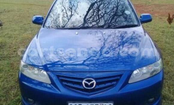 Buy Used Mazda 6 Blue Car in Manzini in Swaziland