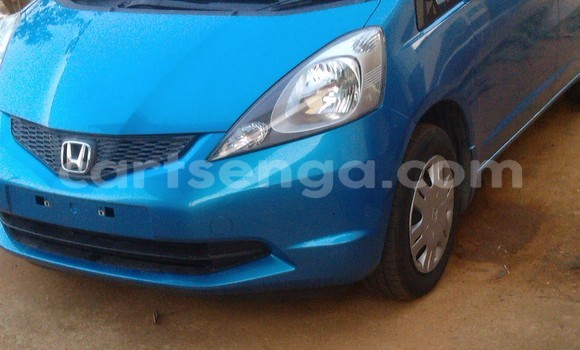 Buy Used Honda Fit Blue Car in Manzini in Swaziland