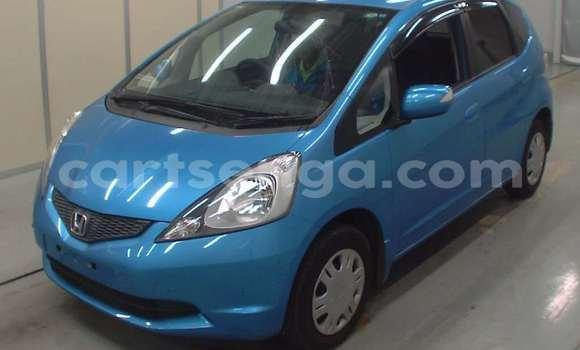 Buy Used Honda Fit Blue Car in Manzini in Swaziland