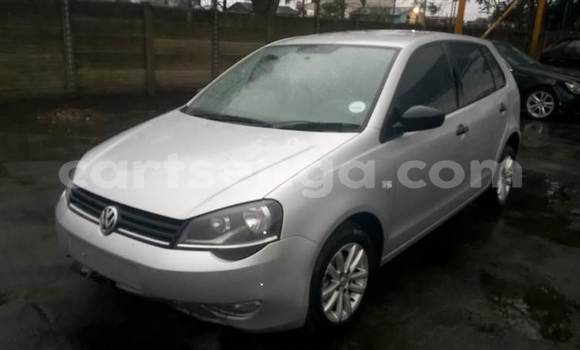 Buy Used Volkswagen Polo Silver Car in Manzini in Swaziland