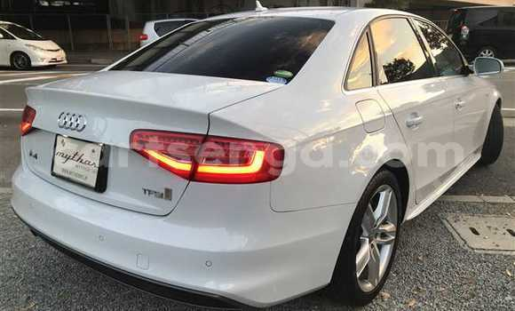 Buy Used Audi A4 White Car in Big Bend in Swaziland