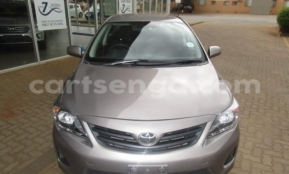 Buy Used Toyota Corolla Silver Car in Mbabane in Swaziland