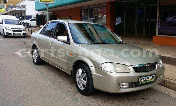 Buy Used Mazda 323 Silver Car in Manzini in Swaziland