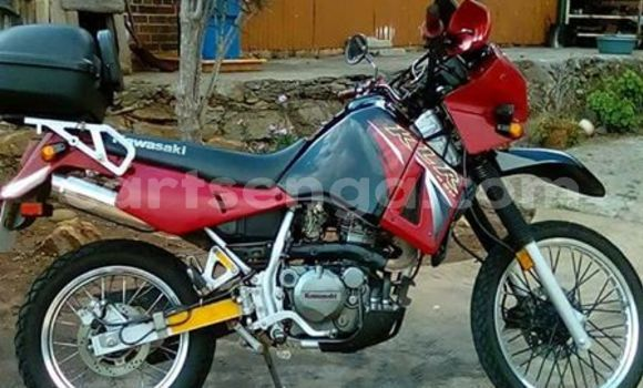 Buy Used Kawasaki KLR650 Red Moto in Mbabane in Swaziland