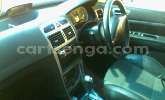 Buy Used Peugeot 307 Blue Car in Manzini in Swaziland