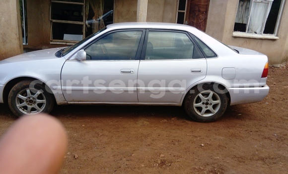 Buy Used Toyota Corolla Silver Car in Big Bend in Swaziland