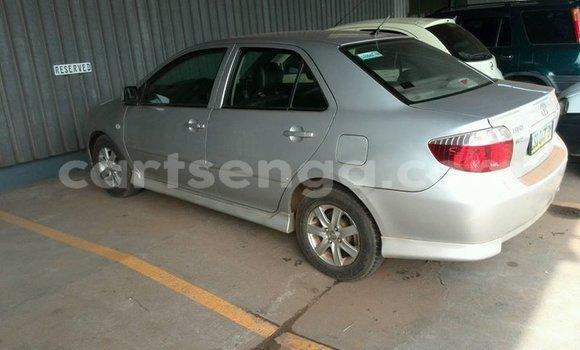 Buy Used Toyota Vios Silver Car in Manzini in Swaziland