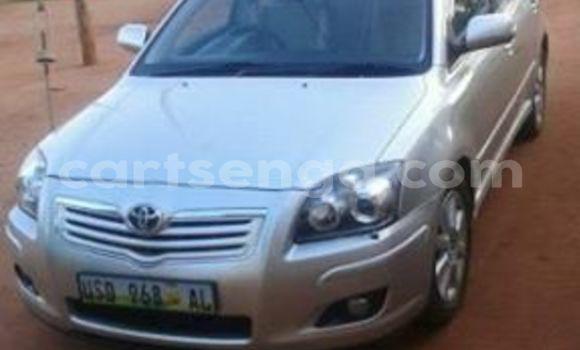 Buy Used Toyota Avensis Silver Car in Manzini in Swaziland