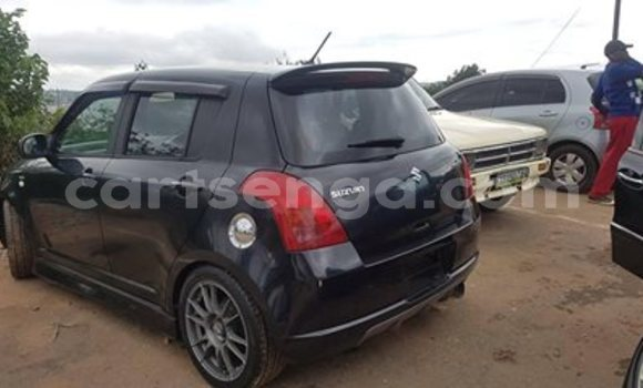 Buy Used Suzuki Swift Black Car in Manzini in Swaziland