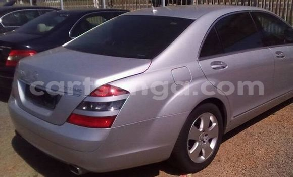 Buy Used Mercedes‒Benz S-Class Black Car in Manzini in Swaziland