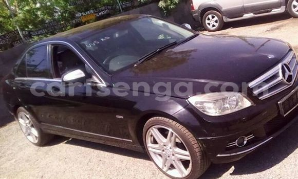 Buy Used Mercedes‒Benz KOMPRESSOR Black Car in Manzini in Swaziland