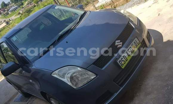 Buy Used Suzuki Swift Blue Car in Mbabane in Swaziland