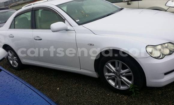 Buy Used Toyota Mark X White Car in Manzini in Swaziland