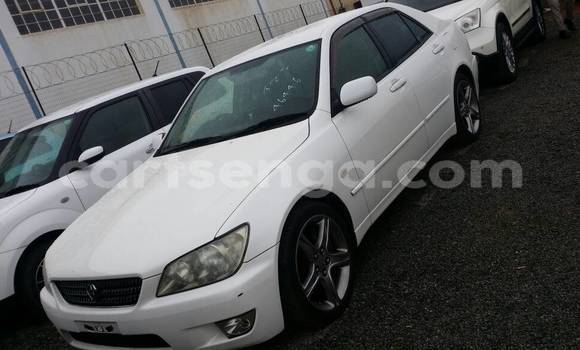 Buy Used Toyota Altezza White Car in Mbabane in Swaziland