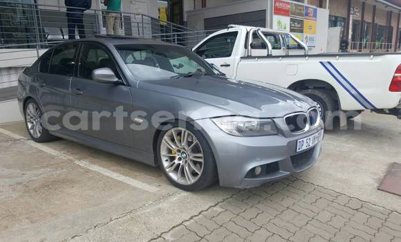 Buy Used BMW 355i Silver Car in Manzini in Swaziland