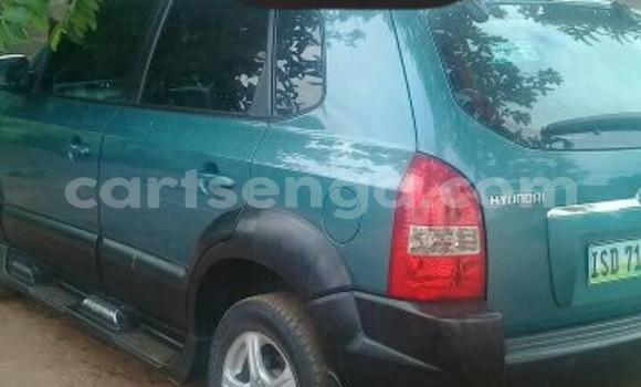 Buy Used Hyundai Tucson Blue Car in Mbabane in Swaziland