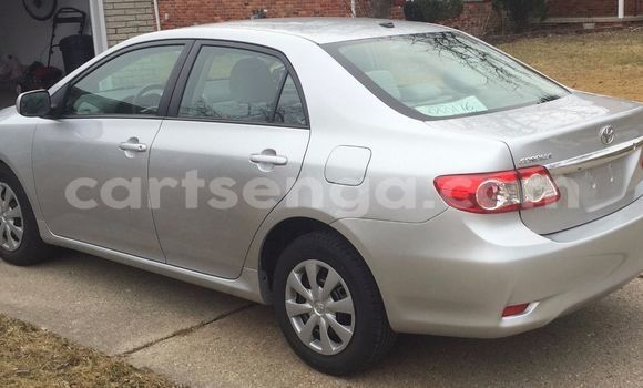 Buy Used Toyota Corolla Silver Car in Simunye in Swaziland