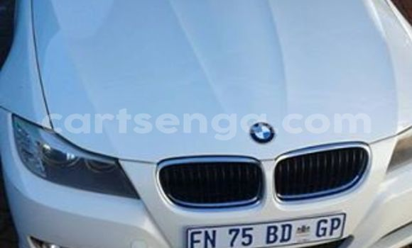 Buy Used BMW 3-Series White Car in Mbabane in Swaziland