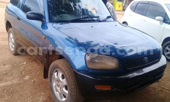Buy Used Toyota RAV4 Blue Car in Manzini in Swaziland