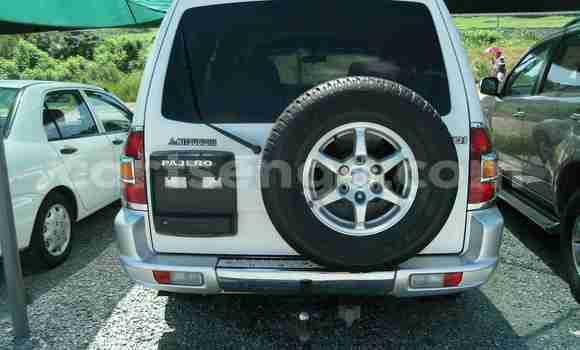 Buy Mitsubishi Pajero White Car in Manzini in Swaziland