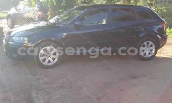 Buy Used Audi A3 Black Car in Manzini in Swaziland