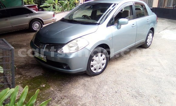 Buy Used Nissan Tiida Silver Car in Manzini in Swaziland