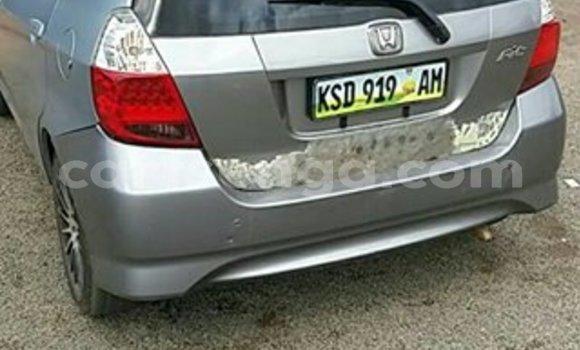Buy Used Honda Fit Silver Car in Manzini in Swaziland