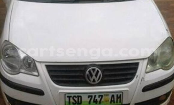 Buy Used Volkswagen Polo White Car in Manzini in Swaziland