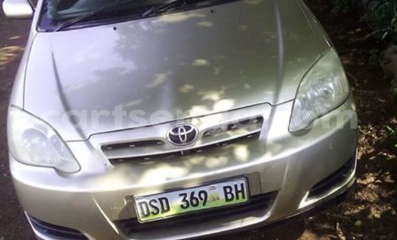 Buy Used Toyota Runx Other Car in Siteki in Swaziland