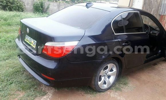 Buy Used BMW 3-Series Black Car in Mbabane in Swaziland