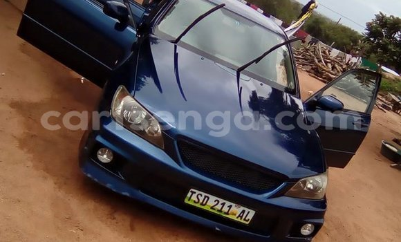 Buy Used Toyota Altezza Blue Car in Manzini in Swaziland