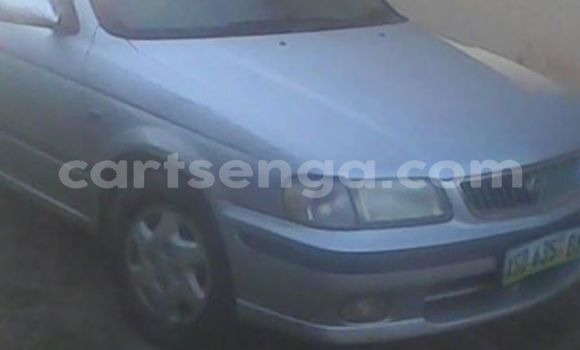 Buy Used Nissan Sunny Silver Car in Mbabane in Swaziland