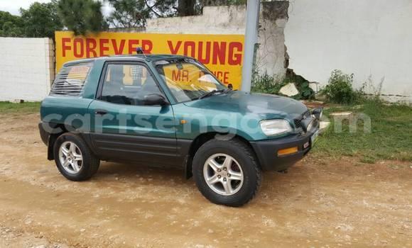 Buy Used Toyota RAV4 Green Car in Manzini in Swaziland
